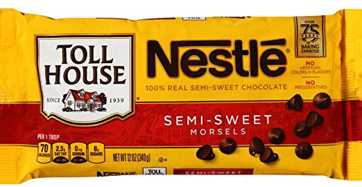 Nestle Semi-sweet Chocolate