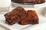 Paleo Gluten Free Brownie Recipe