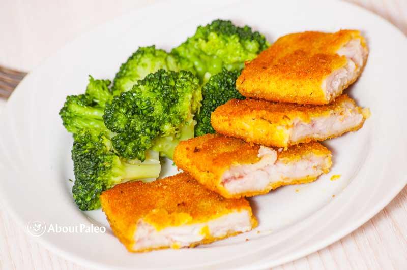 Paleo Breaded Fish