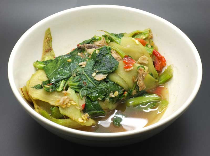 Stir Fry Cabbage